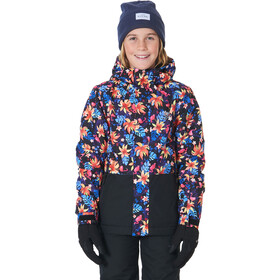 Rip Curl Olly Jacket Kids floral pink